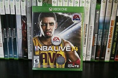 NBA Live 14 (Microsoft Xbox One, 2013) NEW SEALED