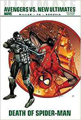 Ultimate Comics Avengers vs. New Ultimates : Death of Spider-Man, Mark Millar, L
