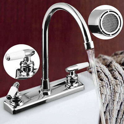 RV / MOBILE Home Faucet Dual Handles Hot & Cold Basin Sink ... Water Faucet Mobile Home on mobile home tubing, mobile home electrical, mobile home hvac, mobile home parts, mobile home telephones, mobile home water softeners, mobile home gas, mobile home drains, mobile home fasteners, mobile home glass, mobile home trim, mobile home mirrors, mobile home locks, mobile home tools, mobile home fittings, mobile home lamps, mobile home humidifiers, mobile home lights, mobile home filters, mobile home sewer lines,