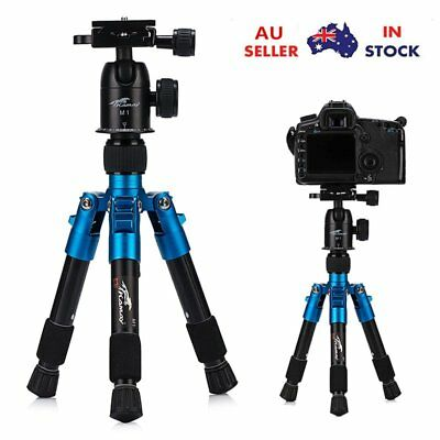 Quality Mini Tabletop Aluminum Digital Camera Tripod For Phone/DSLR + Ball Head