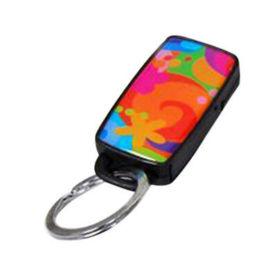 Keys Collection Chain Universal Durable Mini Refillable Decorate Consumables
