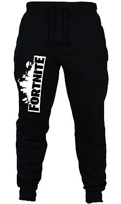 Fortnite Kids BOYS Casual Long Pants Costume Clothes Casual Trousers  5-14Years