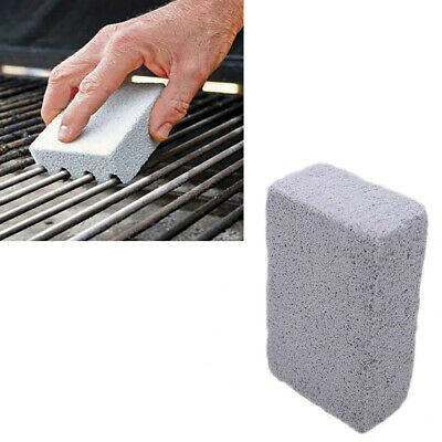 2pcs Odorless Grilling Stone Cleaner Multi Usage Grill Cleaning Bricks for BBQ