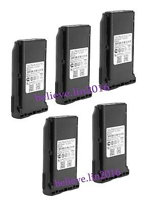 Lot 5 BP-232 2200mAh  Battery For ICOM F3010 F4261 F4262 F3262 Radio