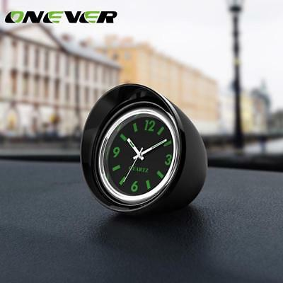 Car Clock Styling Luminous Quartz Digital Interior Ornament Automobile Creative
