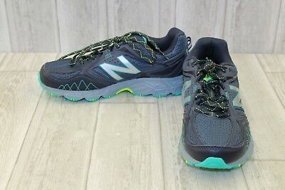 77c280ec5fba NEW BALANCE 510 v3 Trail Running Shoes - Women s Size 8D - Navy ...