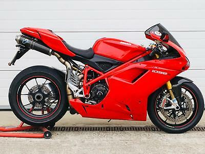 Ducati 1098S - Immaculate example !!