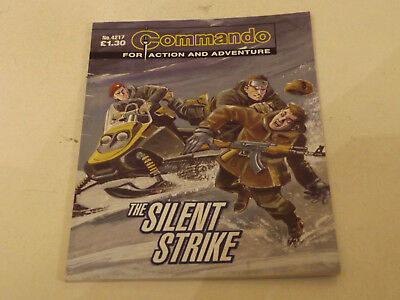 Commando War Comic Number 4217!,2009 Issue,v Good For Age,08 Years Old,very Rare