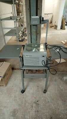 OHP Niceday 250 Overhead Projector with Trolley Stand