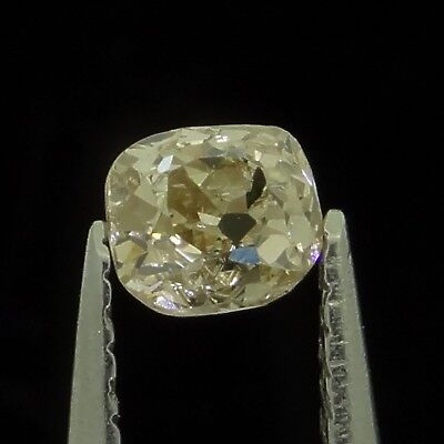 old mine cut natural diamond O-P SI2 0.18ct Genuine Loose Diamonds NR