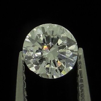 round brilliant natural diamond H I1 0.19ct Genuine Loose Diamonds NR