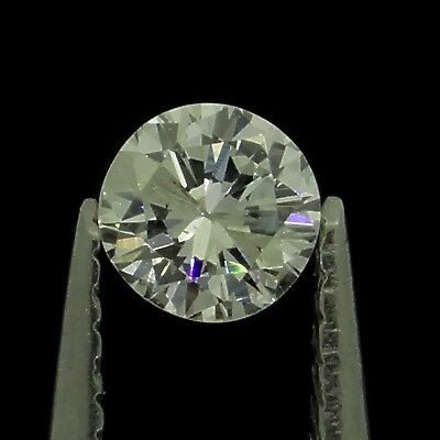round brilliant natural diamond I I2 0.14ct Genuine Loose Diamonds NR