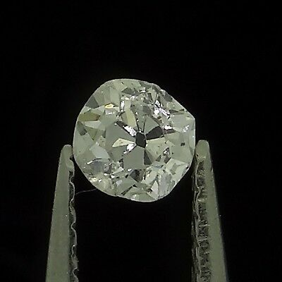 old mine cut natural diamond H SI2 0.11ct Genuine Loose Diamonds NR