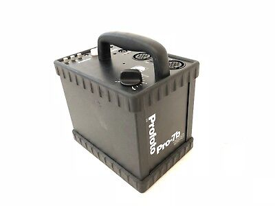 Profoto Pro 7b 1200Ws Battery Powered Power Pack
