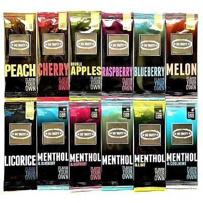 12 x PREMIUM Aroma for iQOS HEETS - Menthol & Fruity Flavor BIG BOX // WOW !