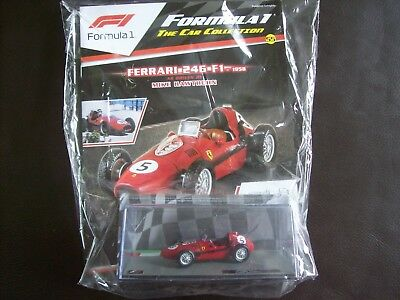 Formula 1 The Car Collection Part 55 Ferrari 246 F1 1958 Mike Hawthorn