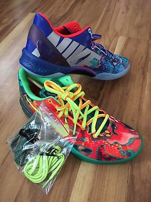 new style ced8f 7e594 New DS Kobe 8 System Premium WTK What The Kobe 8 rare size 9 Nike Basketball