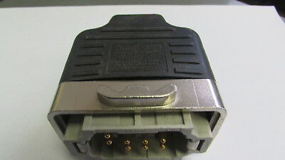 Amphenol Advantage Line 18 Pin Connector Plug with Housing