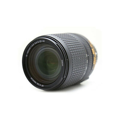 Nikon AF-S DX Nikkor 18-140mm f/3.5-5.6G ED VR Lens, Next day UK Delivery