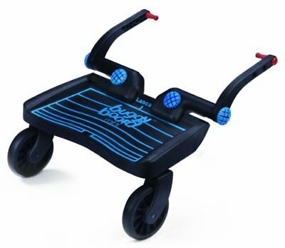 Lascal Mini Buggyboard Step On Board - Universal Adaptors for Toddler Child 20kg