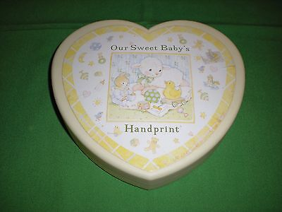 Our Sweet Babies Hand Print Kit