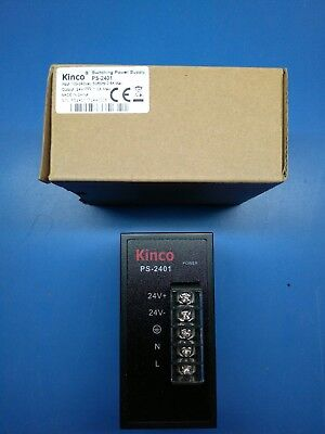DIN Rail Power Supply 24V 1 A , 24 Watt (24 VDC, 1 Amper), Model: PS2401