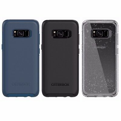 New! Otterbox Symmetry Series Slim Protective Phone Case For Samsung Galaxy S8