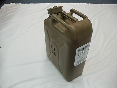 New Scepter Us Military Fuel Can Gas Jerry Can 5 Gal 20L -Green
