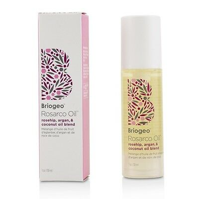 Briogeo Rosarco Oil (Rosehip, Argan, & Coconut Oil Blend) 30ml Treatments
