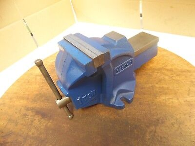 """Record 1 Ton Vice with 4"""" Jaws"""