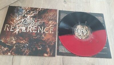 Parkway Drive Reverence Vinyl LP Red Black Gold EMP Edition Sold out Wacken