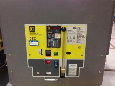 Cutler-Hammer 508V 4000A DSII Air Draw-out Breaker