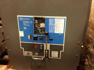 Cutler-Hammer 508V 4000A DS Air Draw-out Breaker