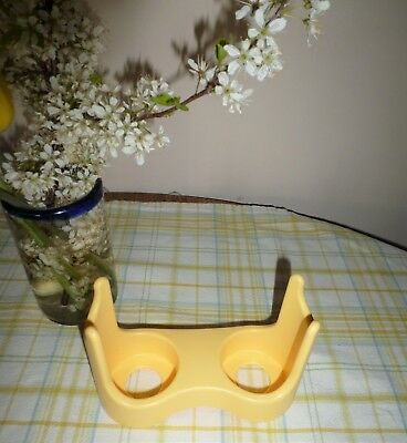 Baby Feeding Medela Symphony Container Stand For Pump Holds 2 Bottles!