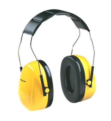 3M Peltor Shooting Ear Protection Muffs Gun Smith Range Noise Reduction 95