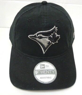 outlet store ac601 e5e45 Toronto Blue Jays Men s New Era 9TWENTY Adjustable