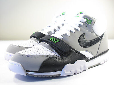 the latest fa87d f1081 Ds Nike 2012 Air Trainer 1 Og Retro Chlorophyll 10 Olympic Superbowl 91 Bo