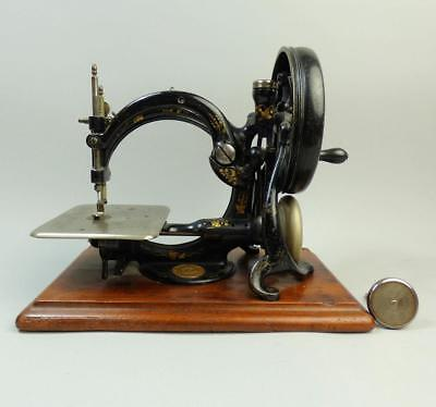 Antique Willcox & Gibbs Sewing Machine C.1880