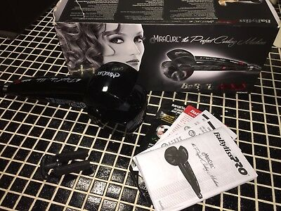 Babyliss Pro Miracurl Lockenmaschine The Perfect Curling Machine