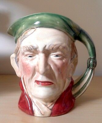 Beswick 372 Large Scrooge Character Jug - Early Edition