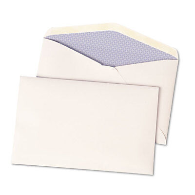 Expandable Security Envelope, Traditional, One-inch, A10, White, 500/Box