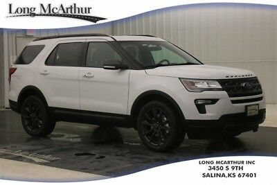 Ford Explorer XLT 2.3 ECOBOOST 4X4 AUTOMATIC SUNROOF 4WD SUV MSRP $46945 XLT SPORT APPEARANCE PACKAGE COMFORT PACKAGE WITH LEATHER SECOND ROW BUCKETS