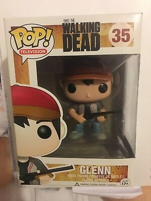 The Walking Dead Funko pop Glenn 35