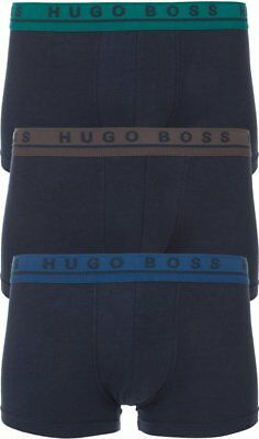 HUGO BOSS Pack of 3 boxer 'boxer 3P FN Solid' 50271738 - 985