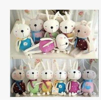 1PCS Many Color Smile Rabbit Cute And Pretty Plush Toys Wedding Decorations