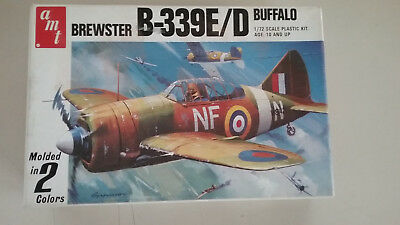 QuickBoost 1//72 Brewster F2A-1 Buffalo Exhaust for Hasegawa kits