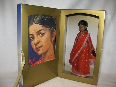 "MIB 10"" American Girls Of Many Lands Neela from India By Helen Kish"