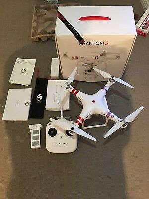 Dji Phantom 3 Like New