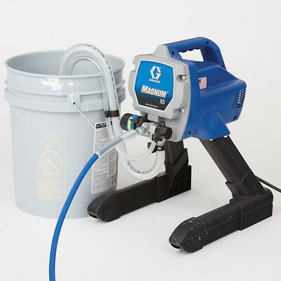 Graco Magnum X5 Airless Sprayer LTS15 262800 1 Year Warranty Upgrade of 257025