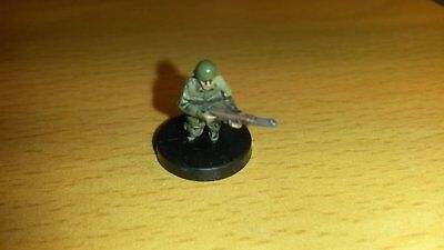 Axis & Allies US # 9 Screaming Eagle Paratroopers
